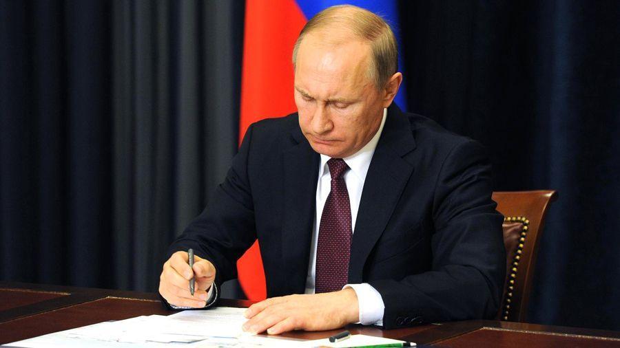 Владимир Путин: «нужно пресечь незаконные транзакции с цифровыми активами»