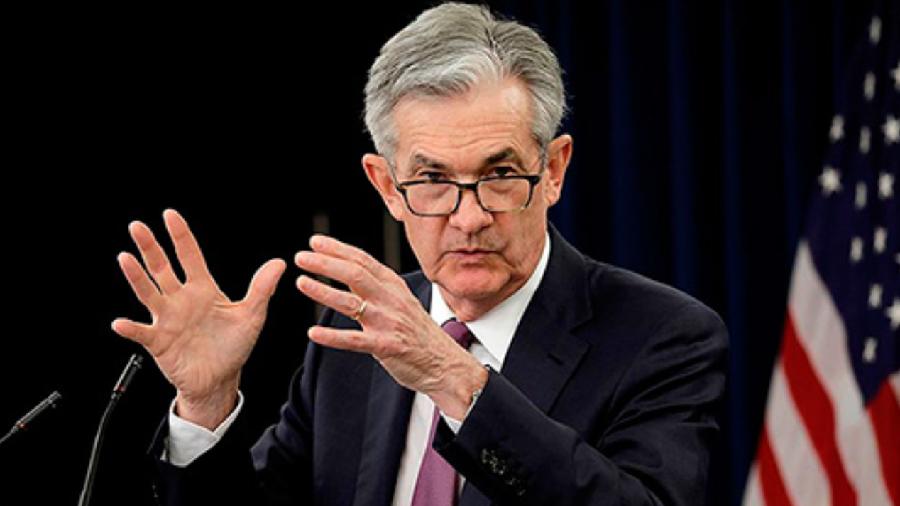 Джером Пауэлл: выпуск цифрового доллара должен быть совместным решением ФРС и Конгресса США