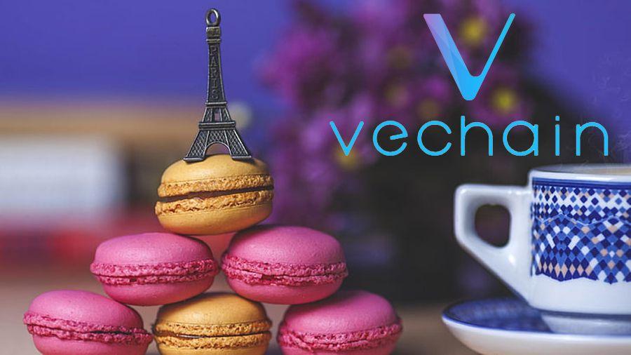 Китай будет использовать платформу VeChain для импорта продуктов из Франции