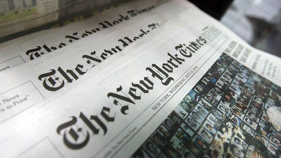 The New York Times использует блокчейн для борьбы с поддельными новостями
