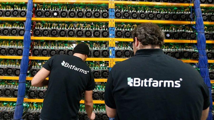 Bitfarms отчиталась о почти двукратном увеличении добычи биткоинов