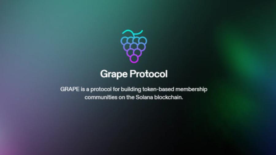 Протокол Grape привлек $1 200 000 финансирования