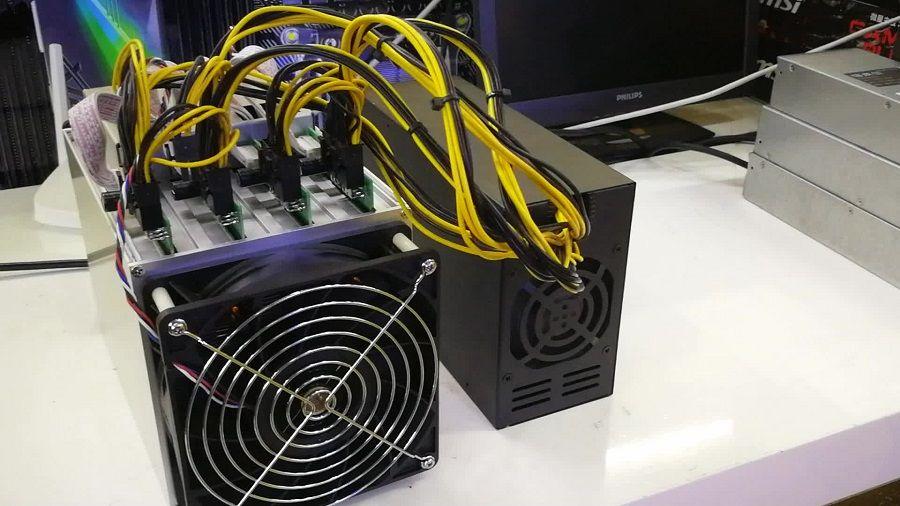 Майнинговая компания Blockcap закупила еще 10 000 Antminer S19