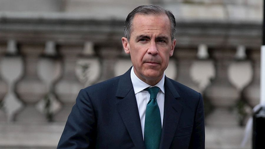 Марк Карни: «выпуск цифрового фунта может создать проблемы для Великобритании»