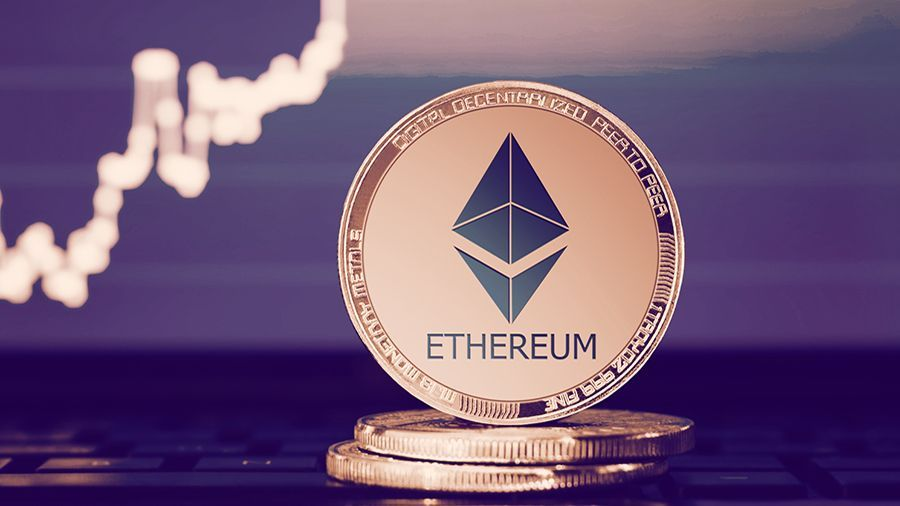 Investors appreciated the introduction of the Ethereum update