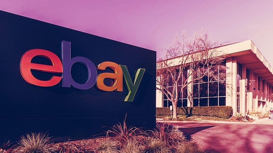 EBay исследует возможности выхода на рынок NFT