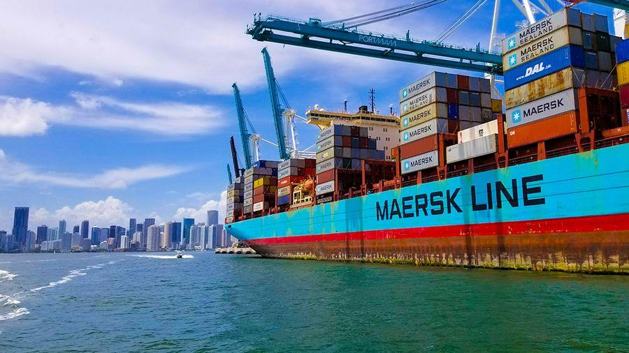 Порт Салала в Омане начал тестирование блокчейн-платформы TradeLens