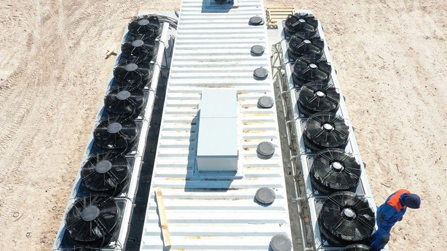 Cтартап Layer1 запустил первую майнинговую ферму в Техасе