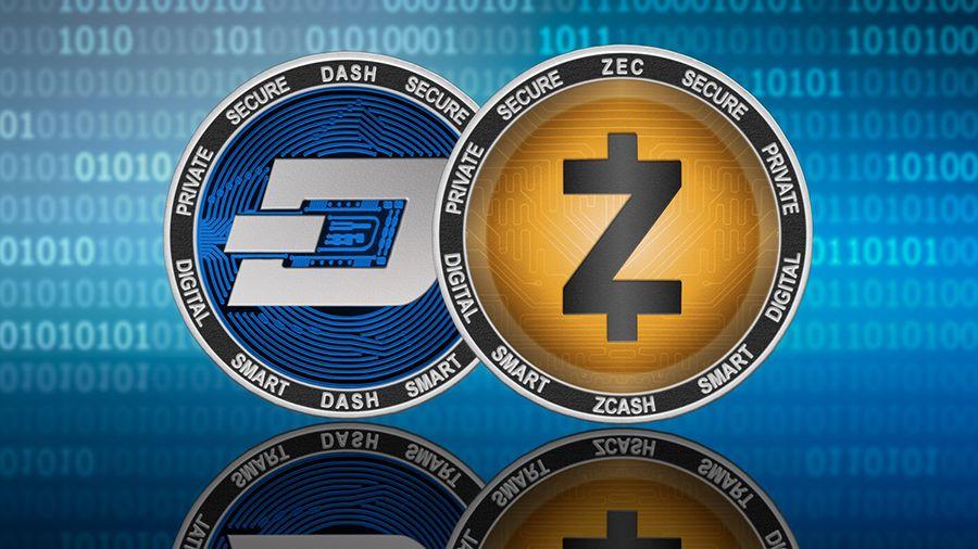 Биржа OKEx приостановила делистинг Zcash и Dash