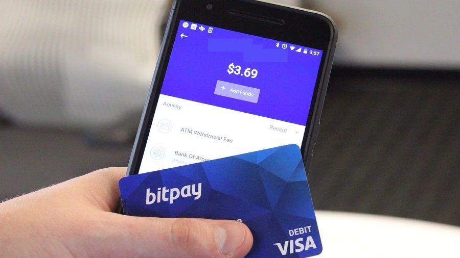 Пользователи карт BitPay смогут расплачиваться криптовалютами через Apple Pay