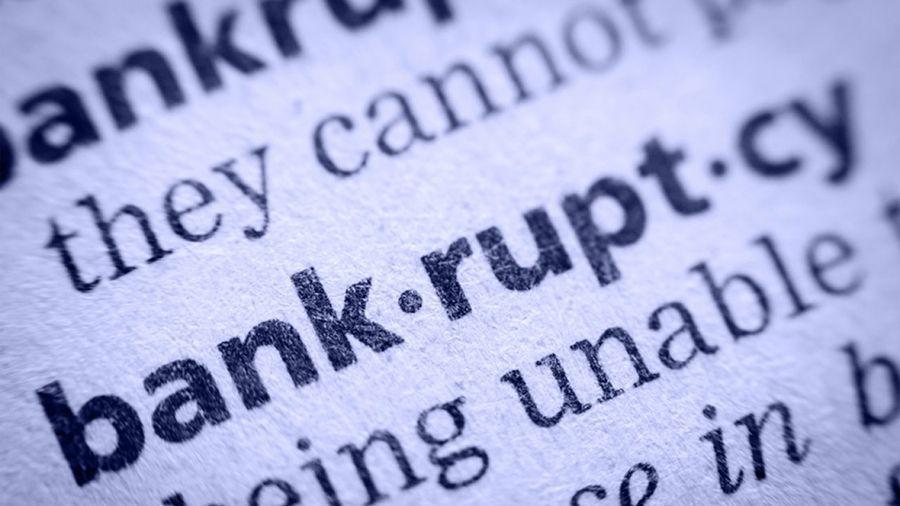 Платформа DeFi Cred подала заявку на банкротство