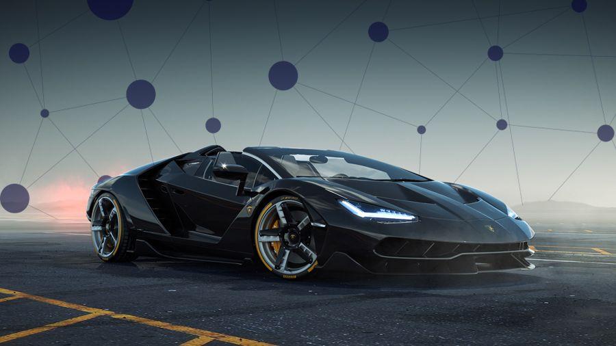 Lamborghini использует блокчейн Salesforce для сертификации автомобилей
