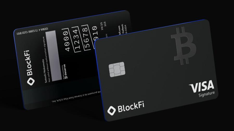 BlockFi выдала более 50 тысяч кредитных карт с кэшбэком в BTC