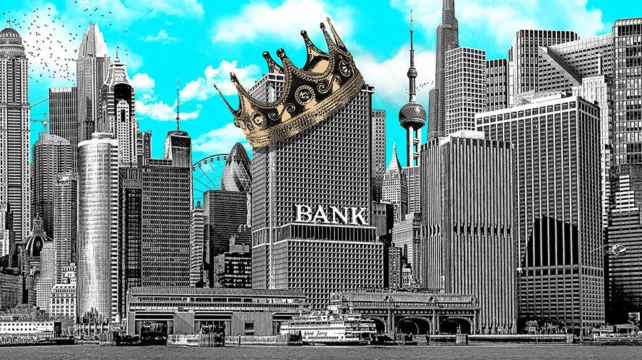 Исследование: 55 из 100 крупнейших банков инвестируют в криптовалютные и блокчейн-компании