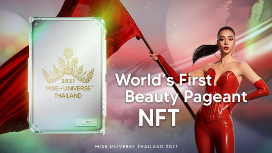 Биржа Bitkub выпустит NFT для конкурса Мисс Вселенная Таиланд 2021