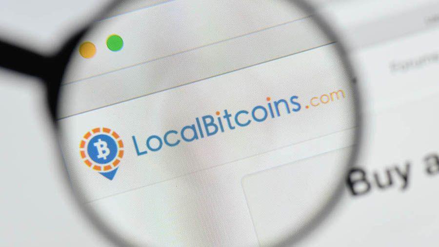 LocalBitcoins ограничил доступ для пользователей из нескольких стран