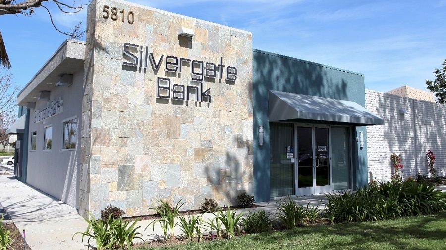 Банк Silvergate начнет выдавать кредиты под залог криптовалют