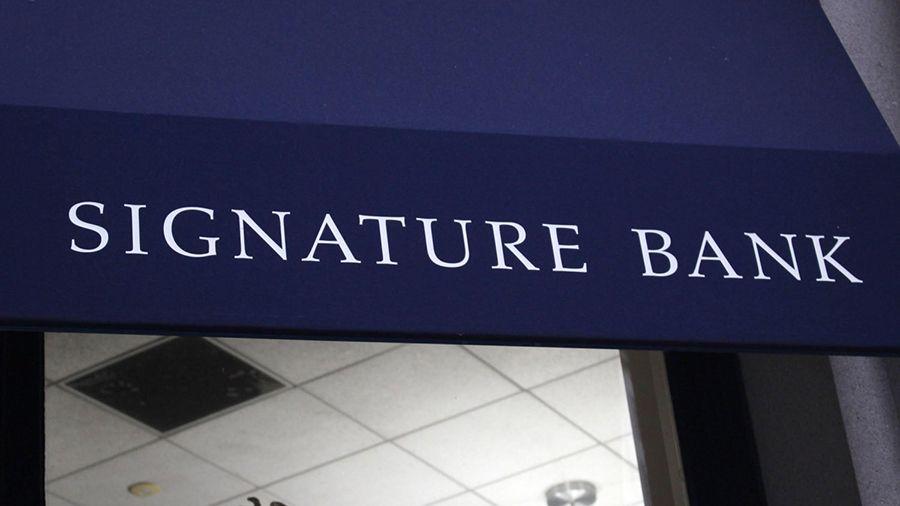Депозиты криптовалютных фирм в Signature Bank превысили $10 млрд