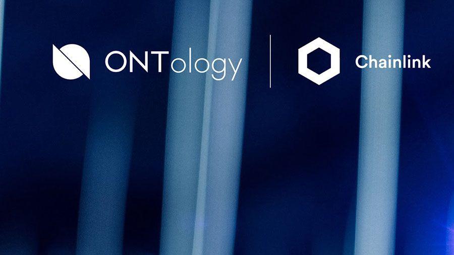 Ontology внедряет оракулы Chainlink для использования внесетевых данных