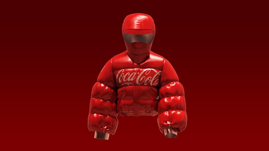 Coca-Cola продаст NFT через аукцион на OpenSea
