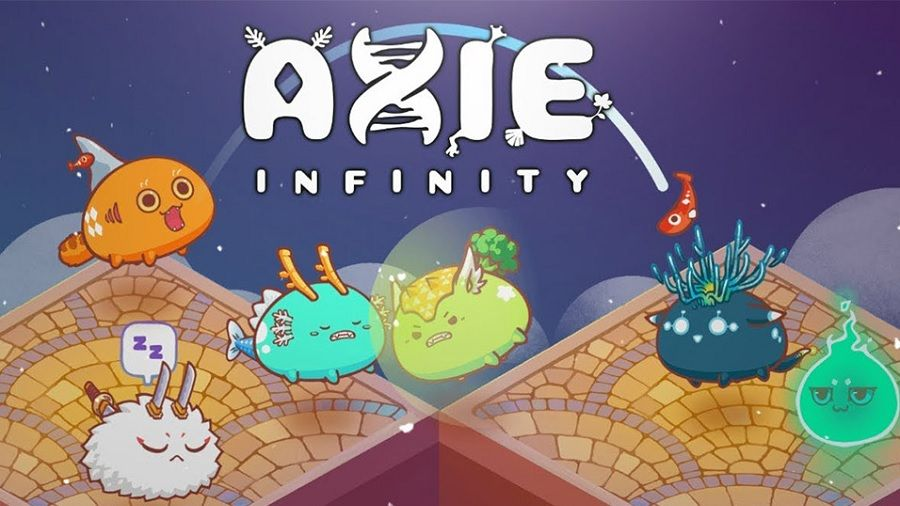 Разработчики Axie Infinity запустили программу стейкинга токенов AXS