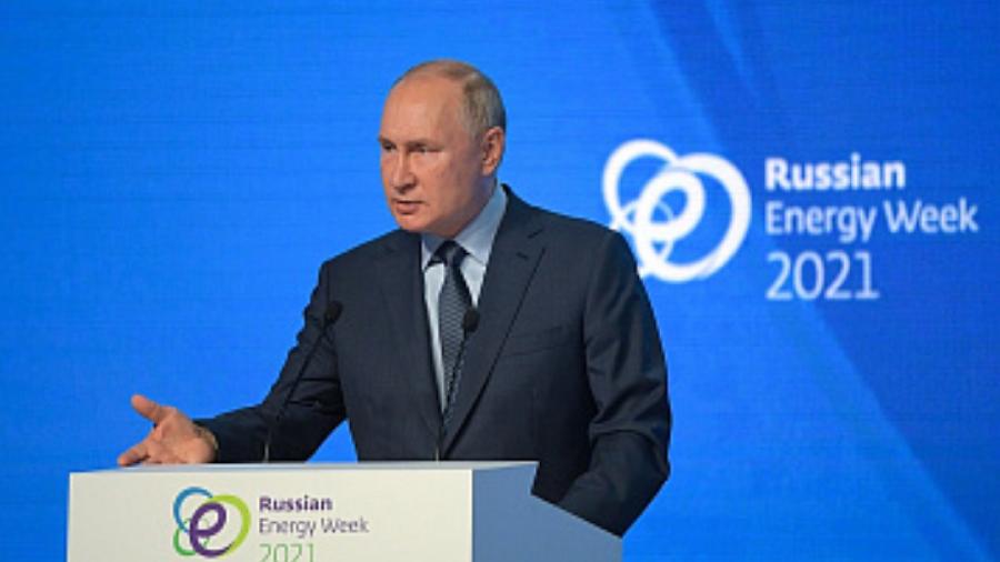 Владимир Путин: «криптовалюты в России имеют право на существование»