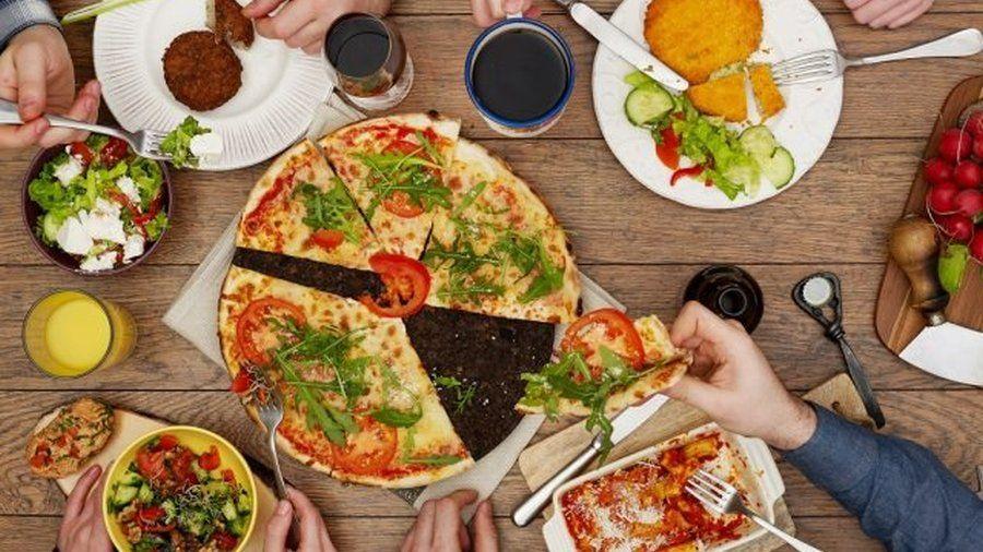 Рацион питания для похудения девушке