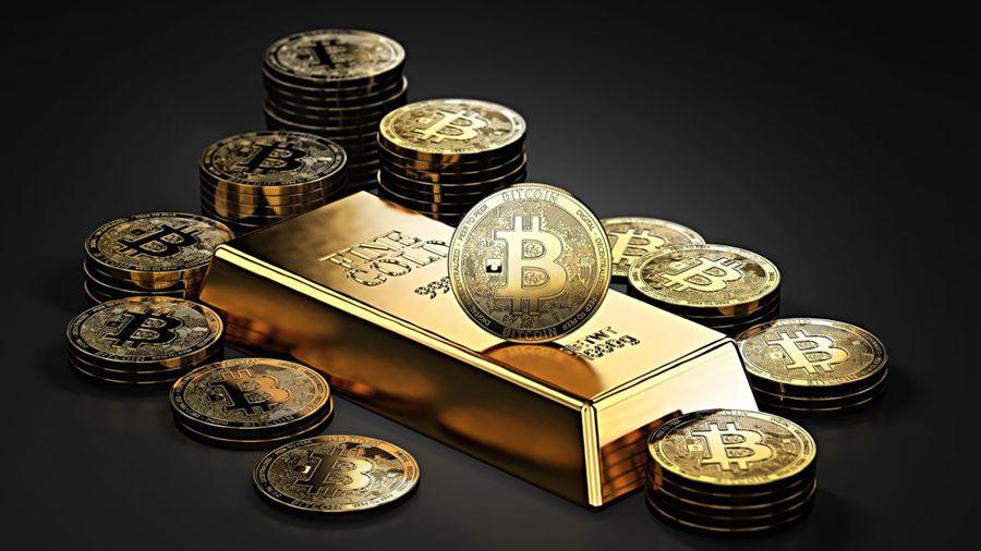 Arcane Research: биткоину нужно подорожать в 55 раз чтобы стать «цифровым золотом»