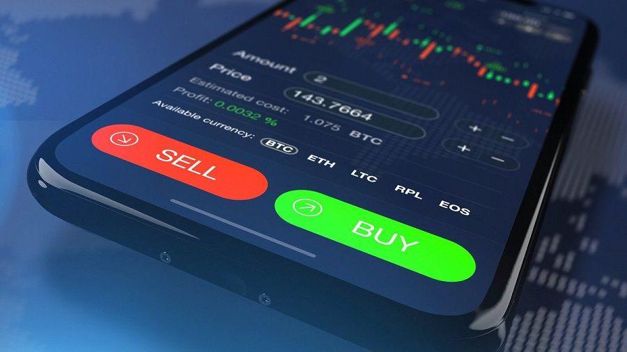 Объемы торгов на криптовалютных биржах снизились в марте