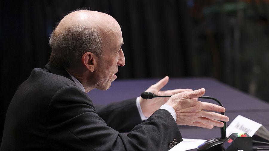 Гэри Генслер: «торгующие ценными бумагами биржи криптовалют должны регистрироваться в SEC»