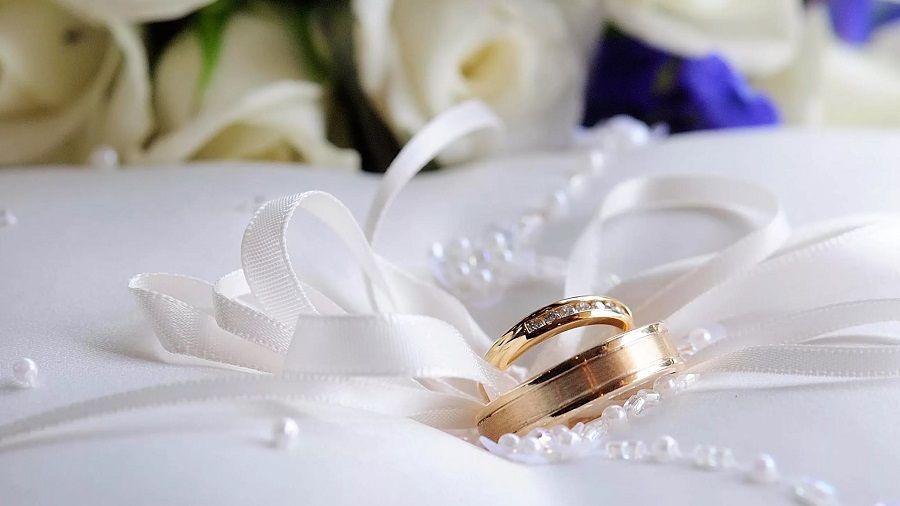 Американская пара выпустила свадебные NFT в виде обручальных колец