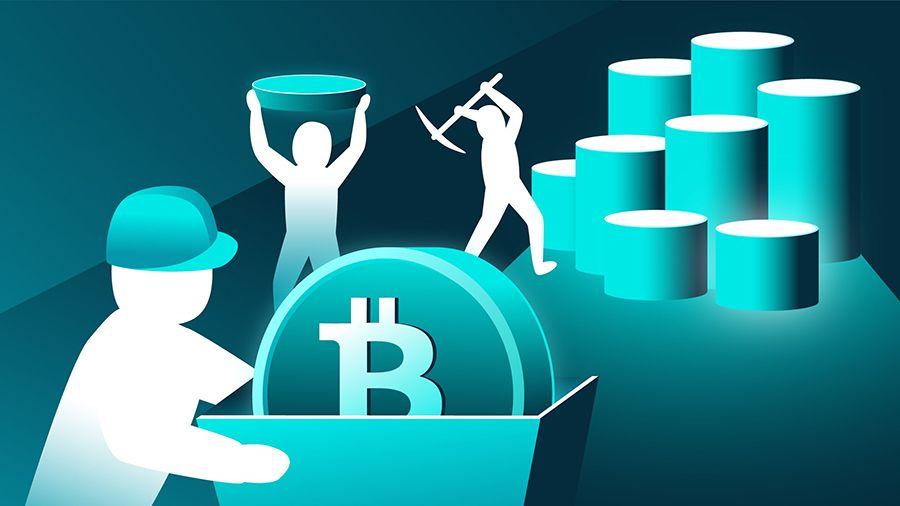 Прибыль майнеров bitcoin в марте превысила $1.5 миллиардов