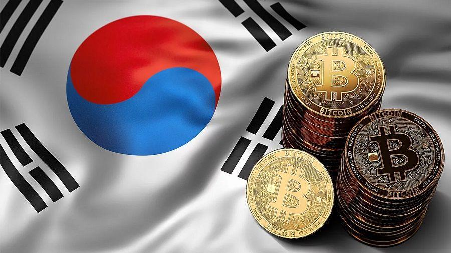 Южная Корея может ввести 20% налог на доходы с криптовалют