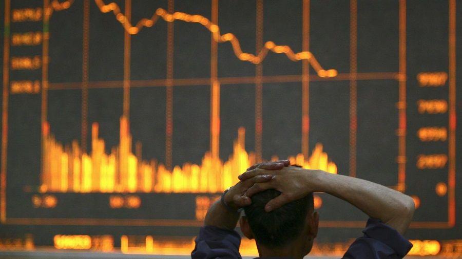 Курс биткоина продолжил снижение на фоне падения хэшрейта сети