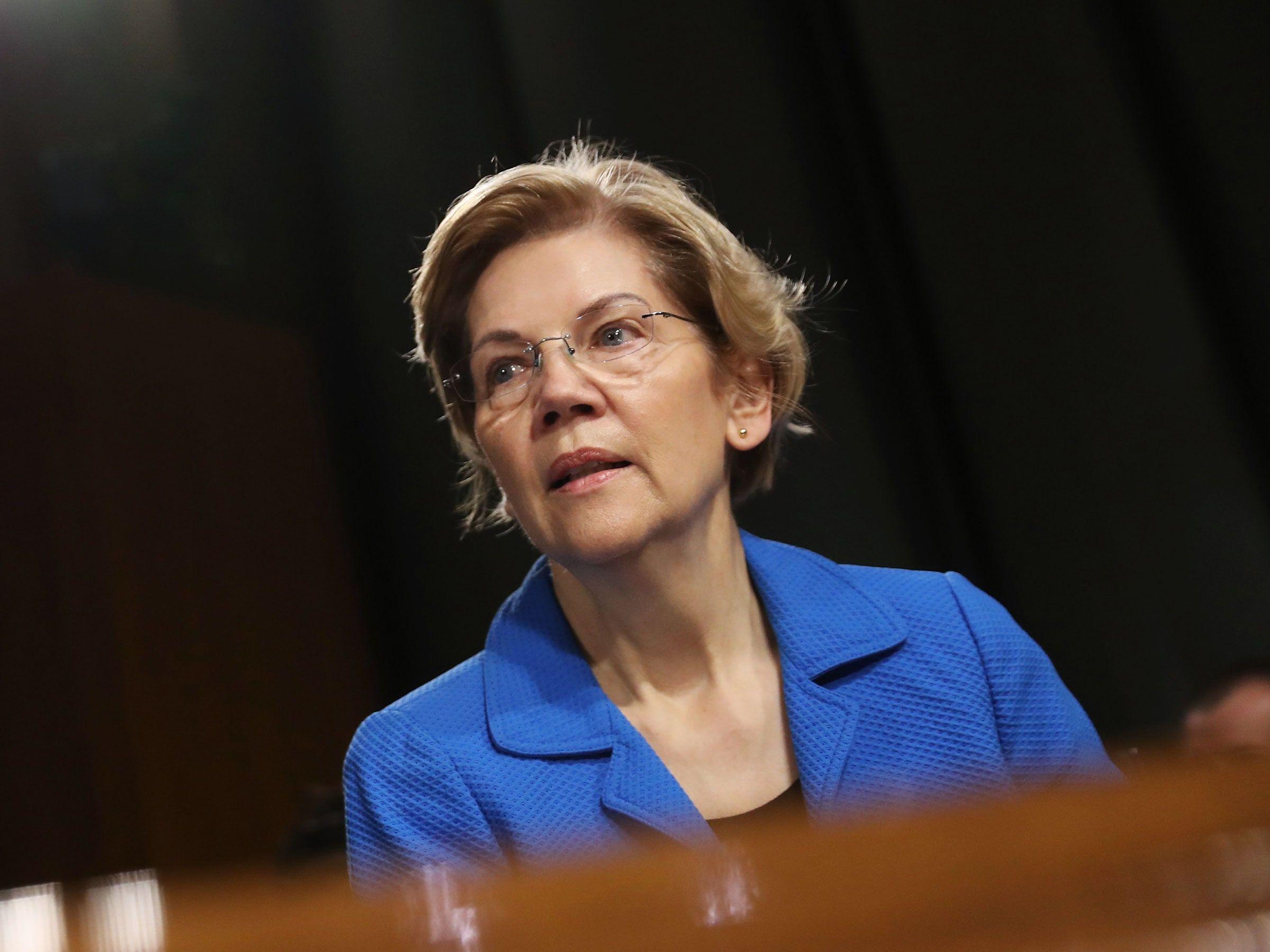 Сенатор США призвала правительство к срочной разработке регулирования криптовалют