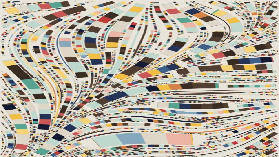 Fidenza NFT из коллекции Art Blocks продан за 1 000 ETH