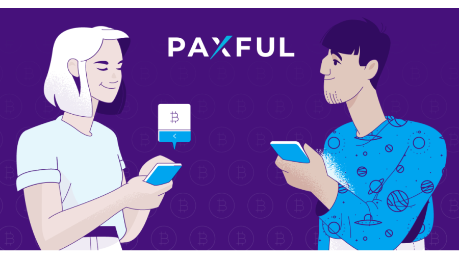 P2P platform Paxful: buying BTC without transaction fees