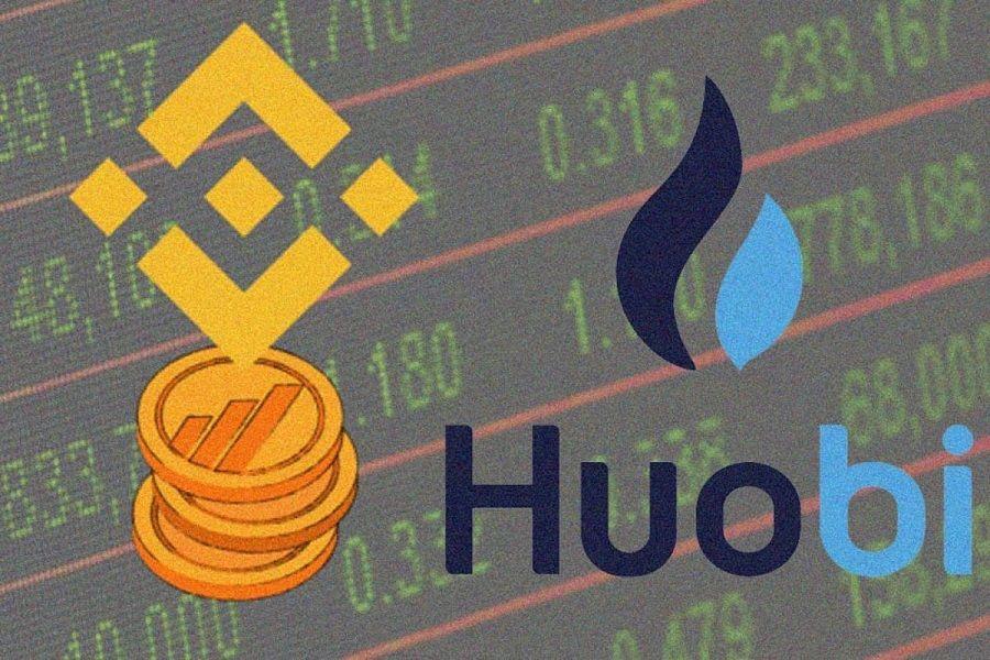 Huobi и Binance заблокировали регистрацию клиентов из КНР