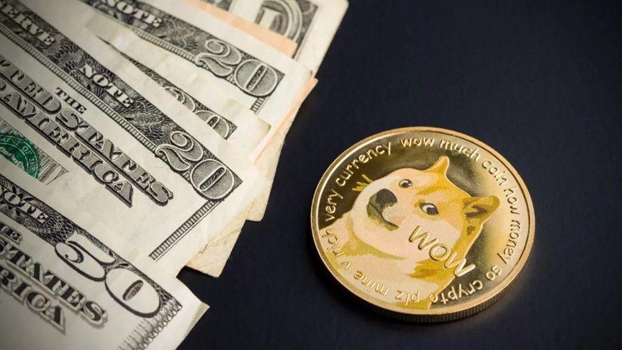 Количество транзакций в сети Dogecoin снизилось до уровня 2017 года