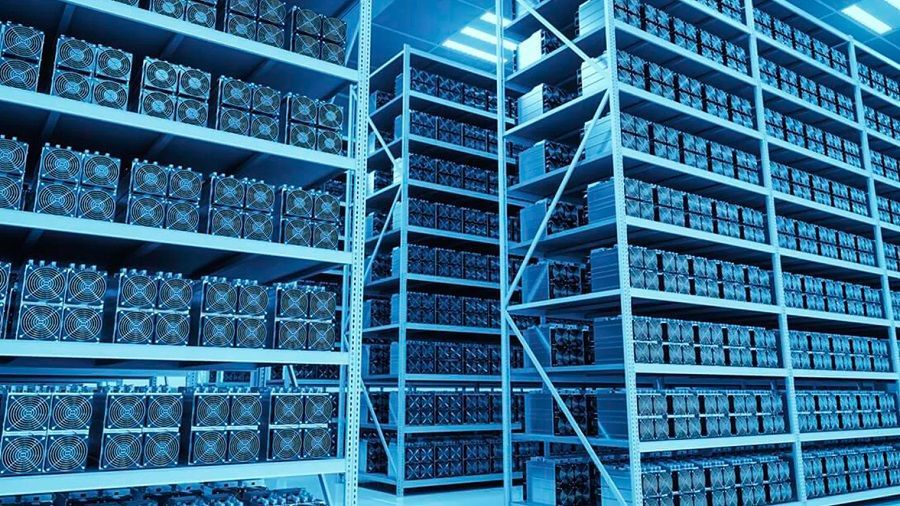 Все поставки ASIC-майнеров выкуплены у производителей до мая 2021 года