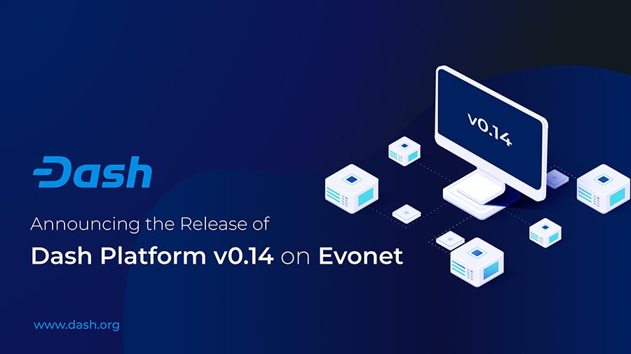 Разработчики Dash выпустили обновление для Dash Platform v0.14