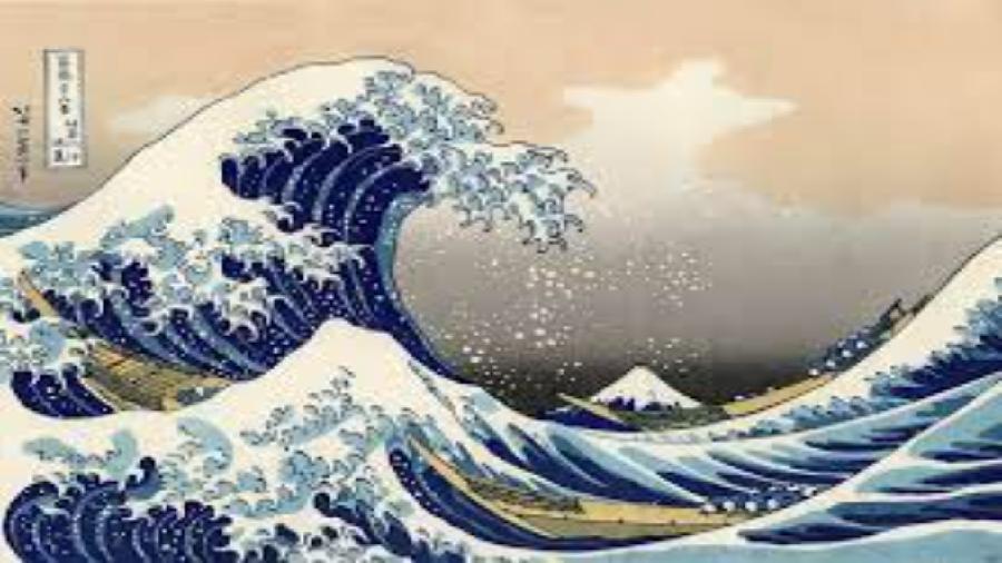 Британский музей проведет аукцион NFT с цифровыми работами японского художника Кацусики Хокусая