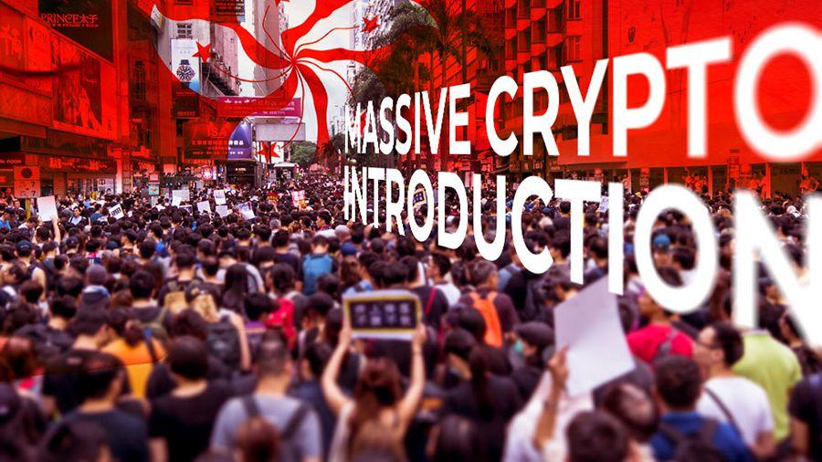 В Гонконге растет популярность криптовалют