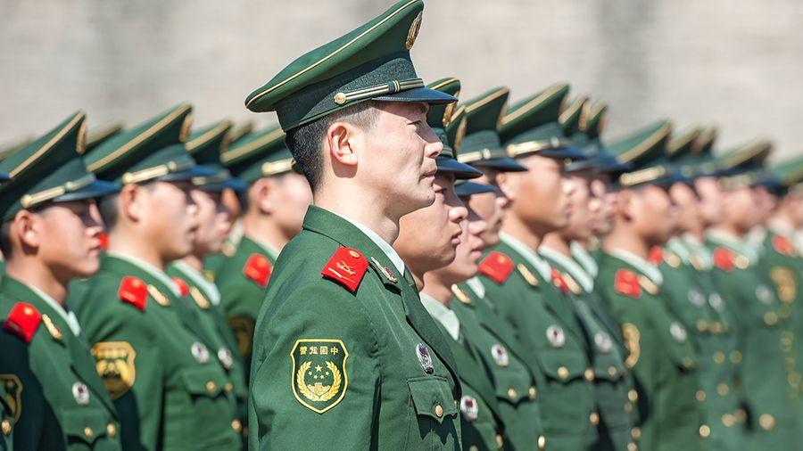 Армия Китая внедрит систему поощрения на блокчейне