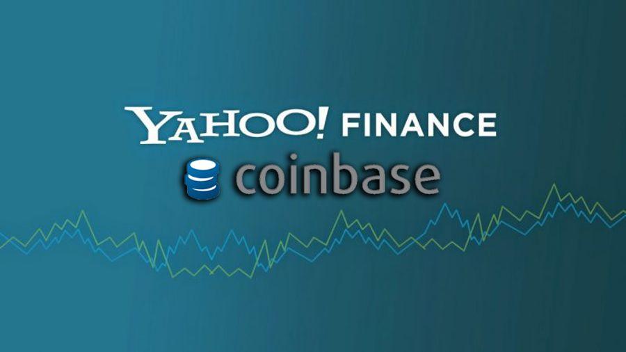 coinbase yahoo finance