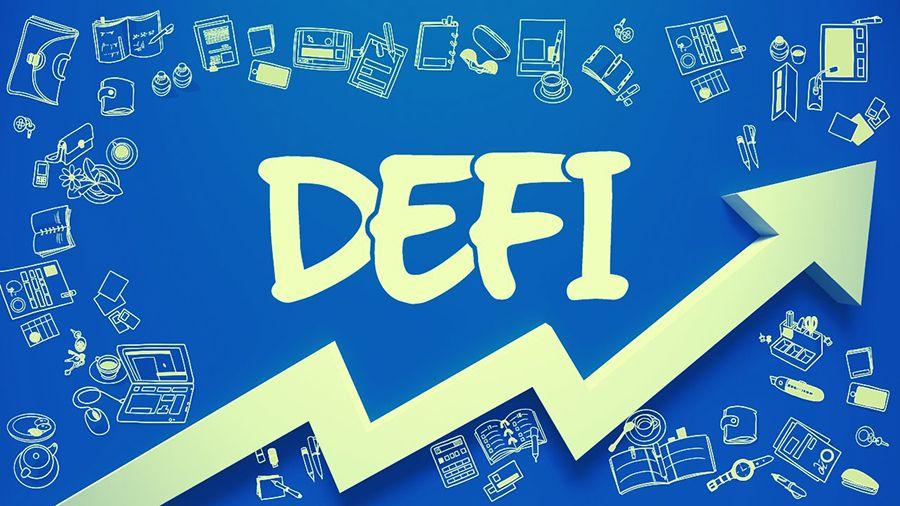 Объем заблокированных в протоколах DeFi криптоактивов превысил $32.4 млрд