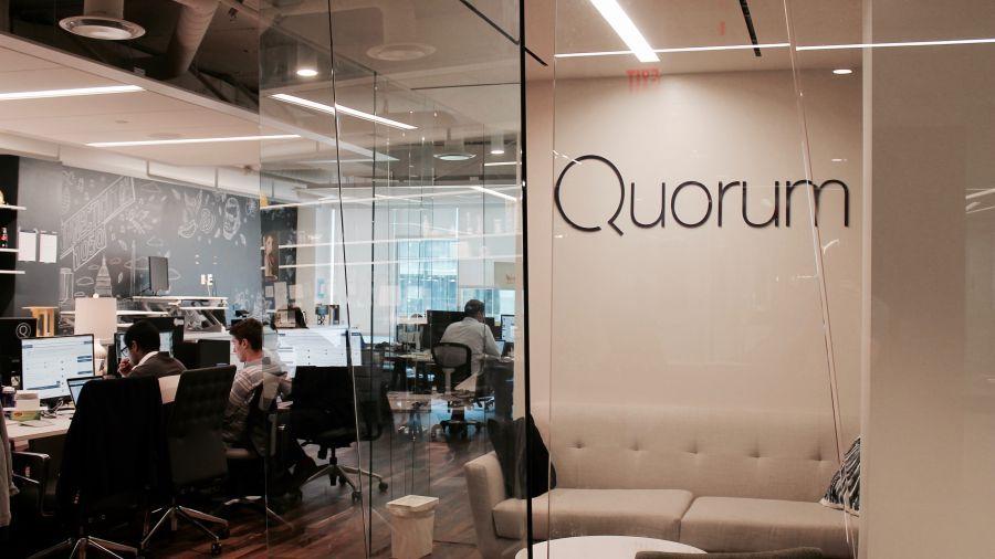 201 банк присоединился кпроведению тестирования блокчейн-платформы Quorum отJPMorgan