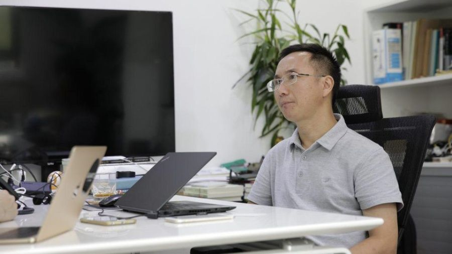 Микри Чжан «взял штурмом» пекинский офис Bitmain