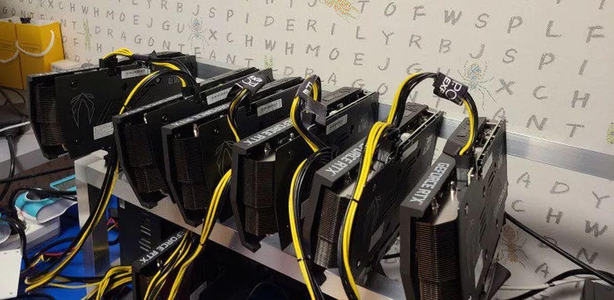 Майнеры Эфириума обошли все ограничения Nvidia для графических адаптеров RTX 3060